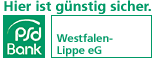 Partner der PSD Bank Westfalen-Lippe e.G.